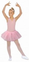 Tutú rosa de ballerina para niña