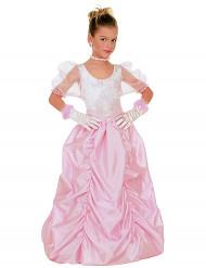 Disfraz de vestido de Pamela para niña