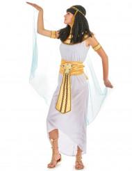 Disfraz de reina del Nilo para mujer