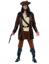 Disfraz de pirata para hombre lujo