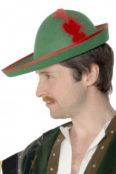 Sombrero de aventurero para hombre