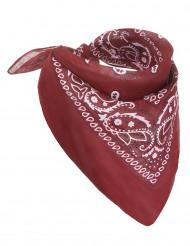 Pañuelo rojo Western