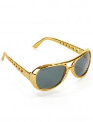 Gafas doradas de Elvis™