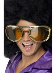 Gafas gigantes doradas para adulto