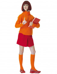 Disfraz de Velma™ de Scooby-Doo para mujer