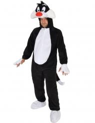 Disfraz de El gato Silvestre™ de Looney Toons para adulto