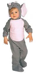 Disfraz de elefante para bebé
