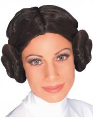 Peluca de Princesa Leia de Star Wars™ para mujer