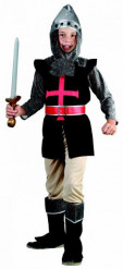 Disfraz de cruzado para niño