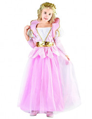 Disfraz de princesa mágica para niña