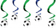 Artículos decorativos para colgar estilo fútbol