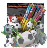 Surtido accesorios fútbol