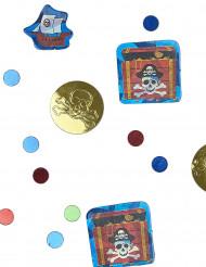 Confeti pirata
