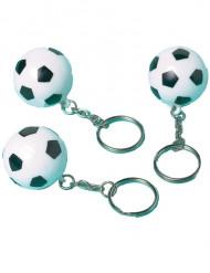 Llaveros en forma de balón de fútbol
