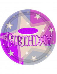 Platos Happy birthday