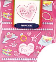 Pegatinas de princesa