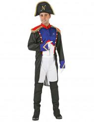 Disfraz de emperador francés para hombre