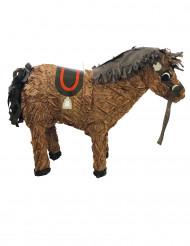Piñata en forma de caballo