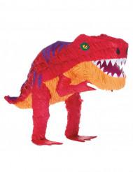 Piñata en forma de dinosaurio