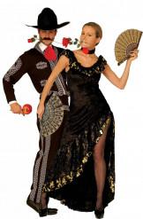 Disfraz de pareja de folclóricos