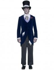 Disfraz de caballero gótico para hombre