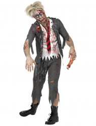 Disfraz de zombie para hombre, ideal para Halloween