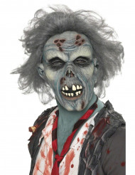 Máscara de zombie para adulto, ideal para Halloween
