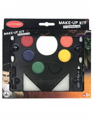 Kit familiar de maquillaje de lujo ideal para Halloween
