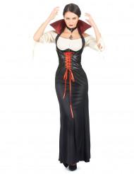 Disfraz de vampiresa para mujer ideal Halloween