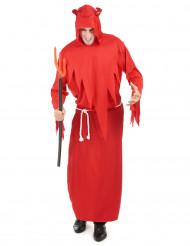 Disfraz de diablo para hombre, ideal para Halloween