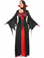 Disfraz vampiresa mujer ideal para Halloween