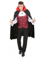 Disfraz de vampiro hombre ideal para Halloween
