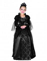 Disfraz de condesa para niña ideal para Halloween