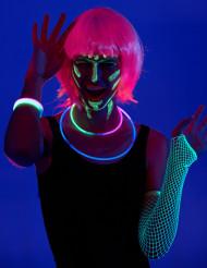 Crema fluorescente ideal para Halloween