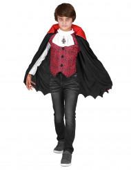 Disfraz de vampiro para niño ideal Halloween
