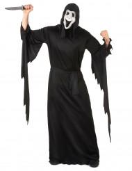 Disfraz de asesino para hombre, ideal para Halloween