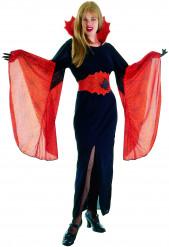 Disfraz de vampira para mujer ideal para Halloween