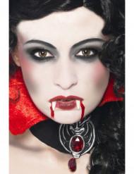 Maquillaje de vampiro para adulto