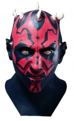Máscara de Darth Maul™ para adulto