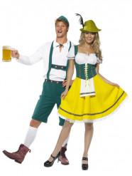 Disfraces de pareja de bávaros