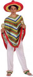 Disfraz de mexicano para hombre