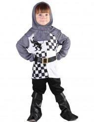 Disfraz de caballero para niño damero
