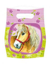 Bolsas de fiesta con caballos