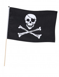 Bandera pirata 45 x 30 cm