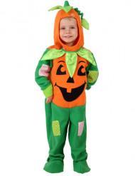 Disfraz de calabaza para niño ideal para Halloween
