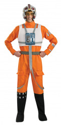 Disfraz de X-Wing Pilot de Star Wars™ para hombre