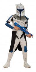 Disfraz de Clone Trooper Capitán Rex de Star Wars™ para niño