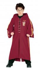 Disfraz de Quidditch de Harry Potter™ de lujo para niño