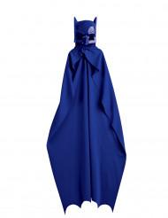 Capa y máscara de Batman™ para niño azul