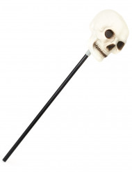 Cetro con calavera ideal para Halloween